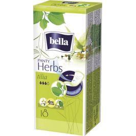 Bella Herbs Tilia hygienické aromatizované slipové vložky 18 kusů