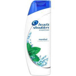 Head & Shoulders Menthol osvěžující šampon proti lupům 250 ml