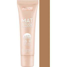 Astor Mattitude Foundation Anti Shine 16h Shine Control make-up 400 Amber 30 ml
