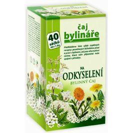 Mediate Bylinář Váňa Na odkyselení organismu čaj 40 x 1,6 g