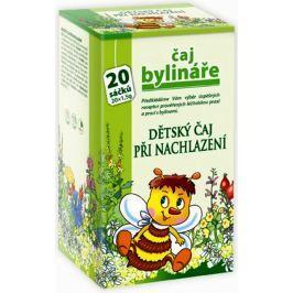 Mediate Bylinář Váňa při nachlazení Čaj pro děti 20 x 1,5 g
