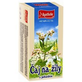 Apotheke Na žíly s pohankou čaj 20 x 1,5 g