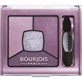 Bourjois Smoky Stories Quad Eyeshadow Palette oční stíny 07 In Mauve Again 3,2 g