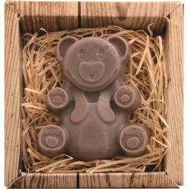 Bohemia Gifts & Cosmetics Medvídek ručně vyráběné toaletní mýdlo v krabičce 60 g