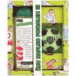Bohemia Gifts & Cosmetics Urbanova kosmetika Pro fotbalistu sprchový gel 300 ml + ručně vyráběné toaletní mýdlo 35 g, kosmetická sada