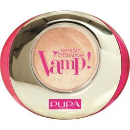 Pupa Dot Shock Vamp! Wet & Dry Eyeshadow oční stíny 206 Iridescent Rose 1 g