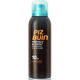 Piz Buin Protect & Cool Refreshing Sun Mousse SPF10 pěna na opalování 150 ml
