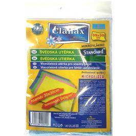 Clanax Standard Švédská utěrka mikrovlákno 35 x 30 cm 240 g