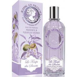 Jeanne en Provence Le Temps des Secrets Mandle a ostružinové květy parfémovaná voda pro ženy 125 ml