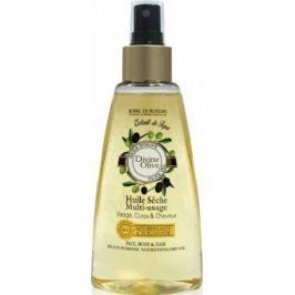 Jeanne en Provence Divine Olive vyživující olej na obličej, tělo a vlasy 150 ml
