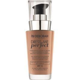 Deborah Milano Dress Me Perfect Foundation SPF15 make-up 04 Apricot 30 ml