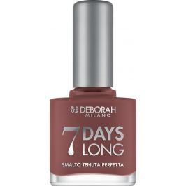 Deborah Milano 7 Days Long Nail Enamel lak na nehty 866 Light Brown 11 ml