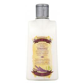 Bohemia Gifts & Cosmetics Lavender s extraktem z bylin a vůní levandule tělové mléko 200 ml