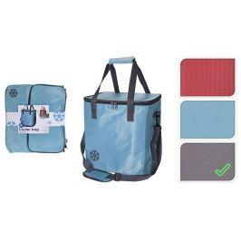 PROGARDEN Chladící taška skládací 24 l šedá KO-DB1000130seda