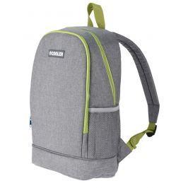 PROGARDEN Chladící batoh 10 l šedá/zelená KO-DB9500270zele