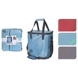 PROGARDEN Chladící taška skládací 18 l modrá KO-DB1000120modr