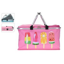 EXCELLENT Chladící taška růžová KO-116000040ruzo
