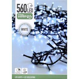 PROGARDEN Světelný řetěz 560LED 11 m bílá KO-AX8511610