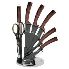 BERLINGERHAUS Sada nožů s nepřilnavým povrchem Forest Line 8 ks BH-2285