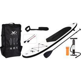 EXCELLENT Paddleboard pádlovací prkno 305 cm Vulcano kompletní příslušenství, černá KO-128940020