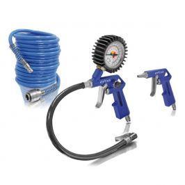 ERBA Sada pneumatického příslušenství ke kompresoru 3 ks ER-20070