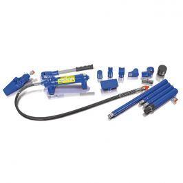 ERBA Hydraulický rozpínák 4 t, 14 dílů ER-03056