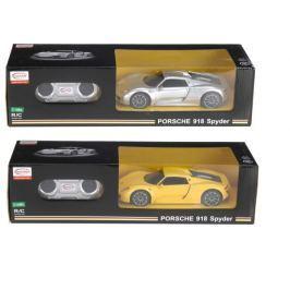 EXCELLENT RC model 1:24 Porsche Spyder, dálkové ovládání KO-R09604290pors