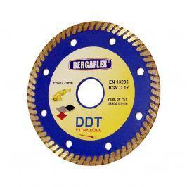 ERBA Kotouč řezný diamantový DDT Bergaflex 115 mm ER-4411561