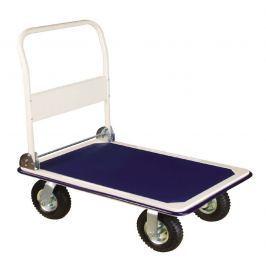 ERBA Plošinový vozík 300 kg nafukovací kola ER-03118