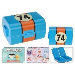 Box na svačinu RACER modrá EXCELLENT KO-Y54005450