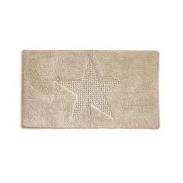 Koupelnová předložka LINDANO 100% bavlna vanilka 120x70cm KELA KL-21175