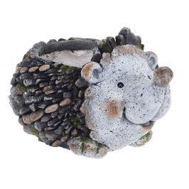 Květináč dekorativní ježek MgO