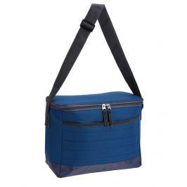 Chladící taška skládací 10 l tmavě modrá