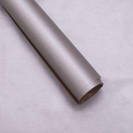 Balicí papír, natura, stříbrný