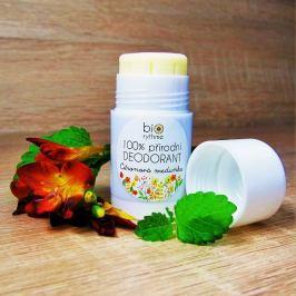 100% přírodní deodorant Citronová meduňka