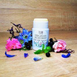 100% přírodní deodorant Pačuli, máta, rozmarýn BIO kosmetika