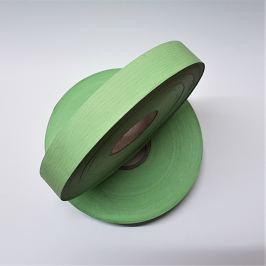 Kotouč plastové stuhy, světle zelená